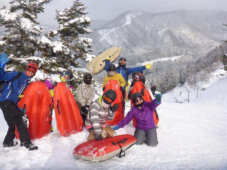 エアーボード遠征ツアーin野沢温泉スキー場 中止としました